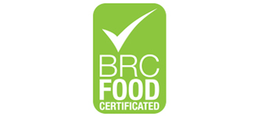 Vydex BRC Food Certificated Logo